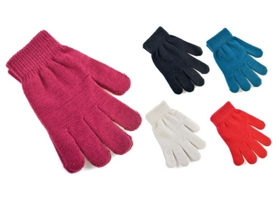Ladies Magic Gloves (Available in 5 Colours)
