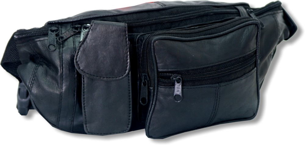 Real Leather Bum Bag Waist Bag